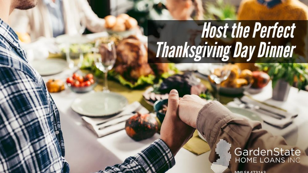 , Host the Perfect Thanksgiving Day Dinner