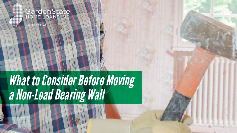 , What to Consider Before Removing a Non-Load Bearing Wall
