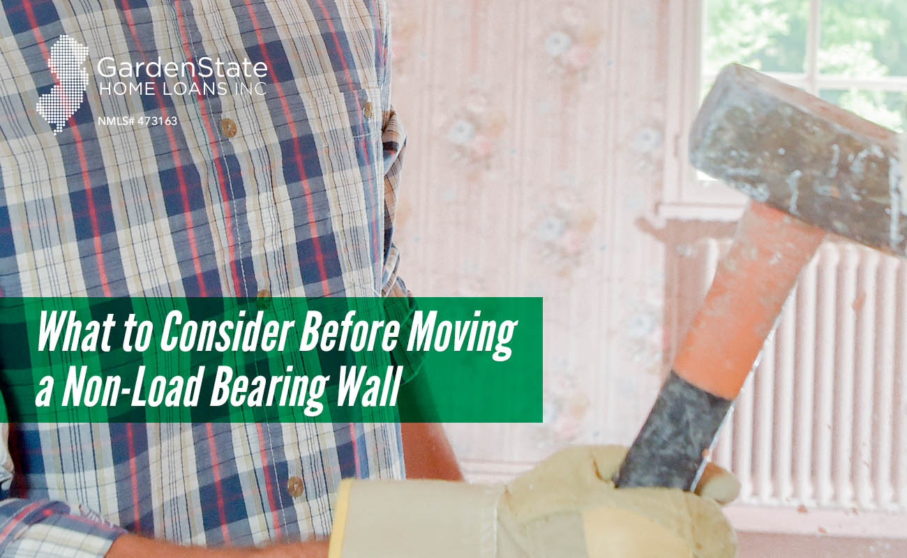 What To Consider Before Removing A Non Load Bearing Wall