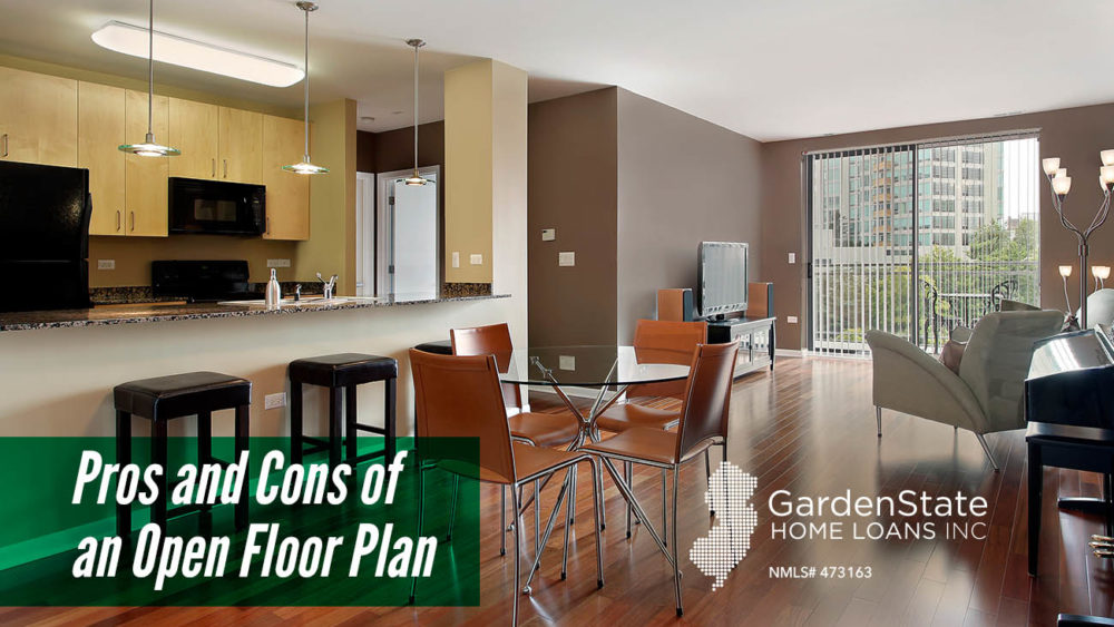 , Pros and Cons of an Open Floor Plan