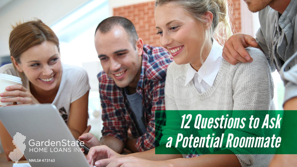 , 12 Questions to Ask a Potential Roommate