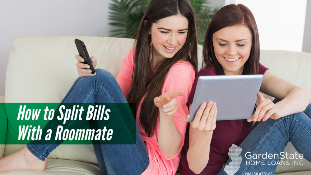, How to Split Bills With a Roommate
