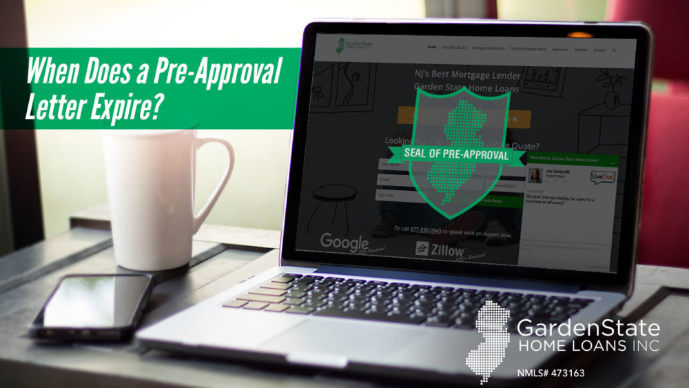 , When Does a Pre-Approval Letter Expire?