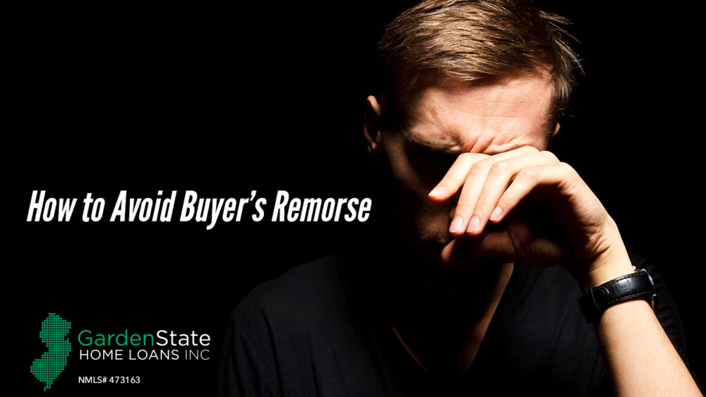 , How to Avoid Buyer's Remorse