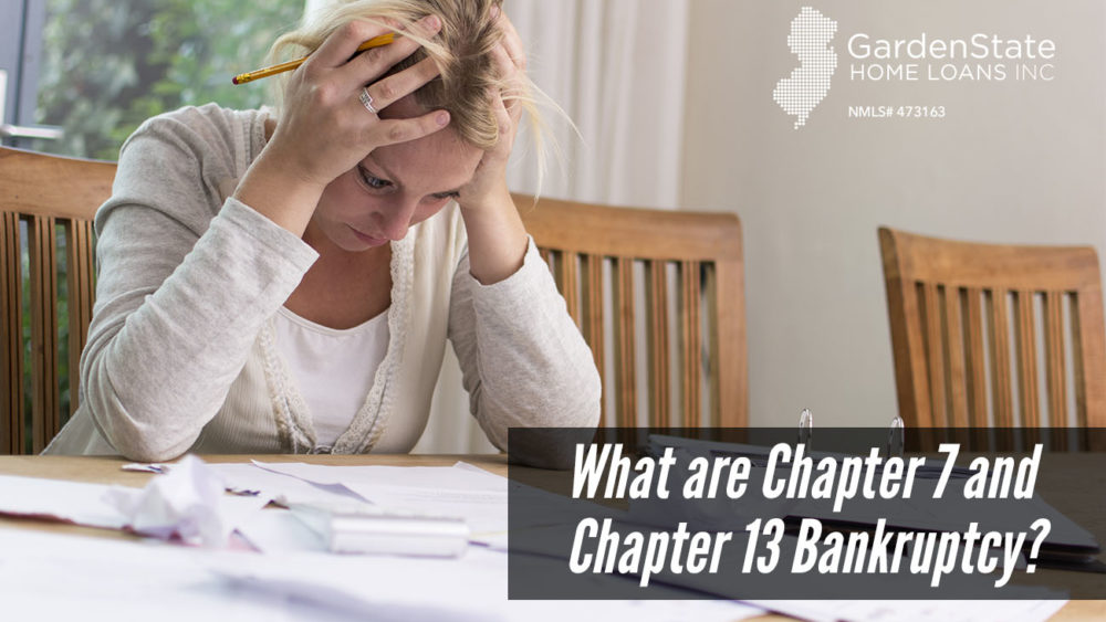 , What are Chapter 7 and Chapter 13 Bankruptcy?