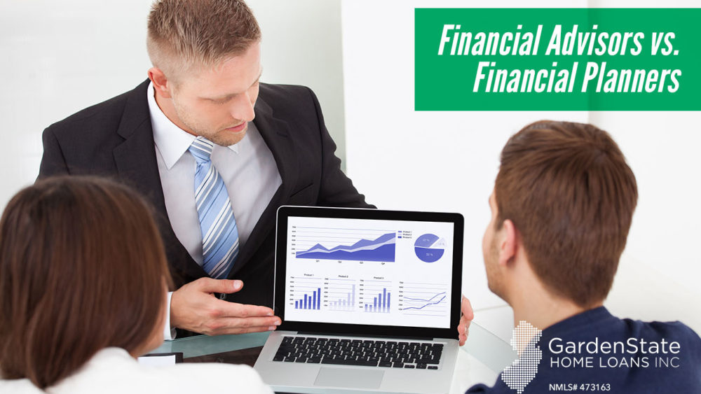 , Financial Advisors vs. Financial Planners