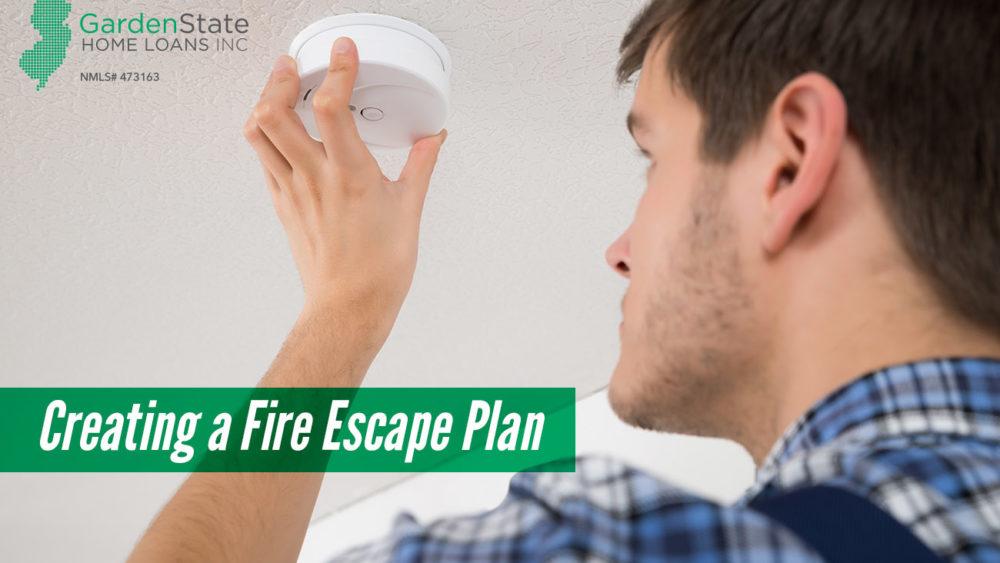 fire escape plan, Creating a Fire Escape Plan