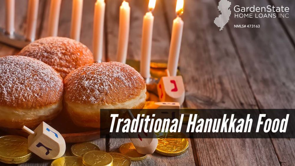 , Traditional Hanukkah Food