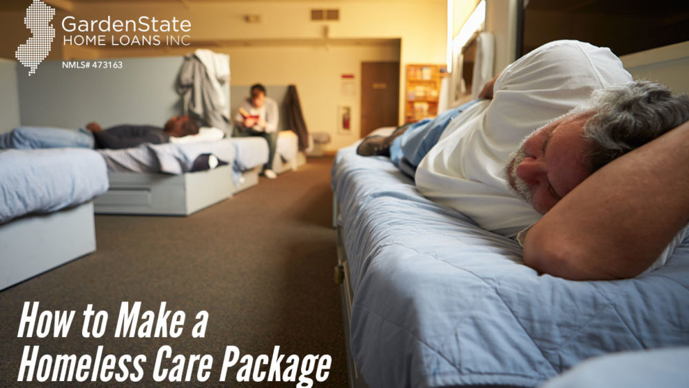 , How to Make a Homeless Care Package