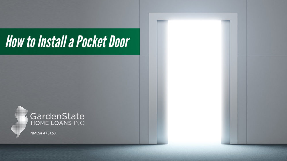 , How to Install a Pocket Door