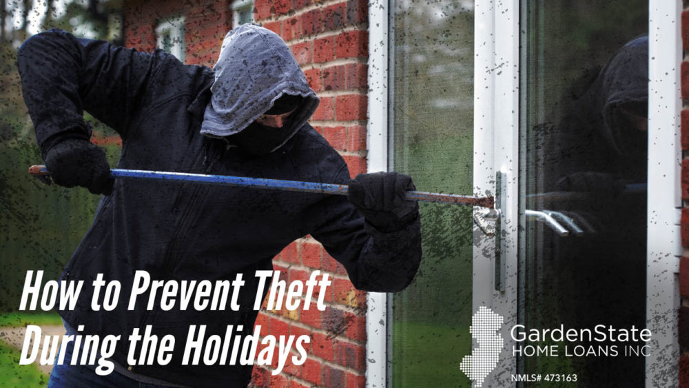 , How to Prevent Theft During the Holidays