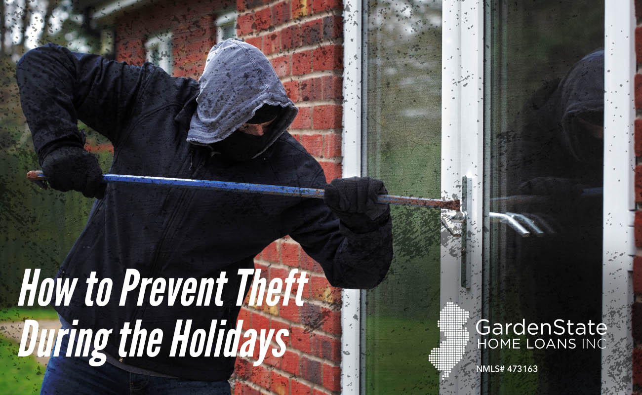 how to prevent theft during the holidays