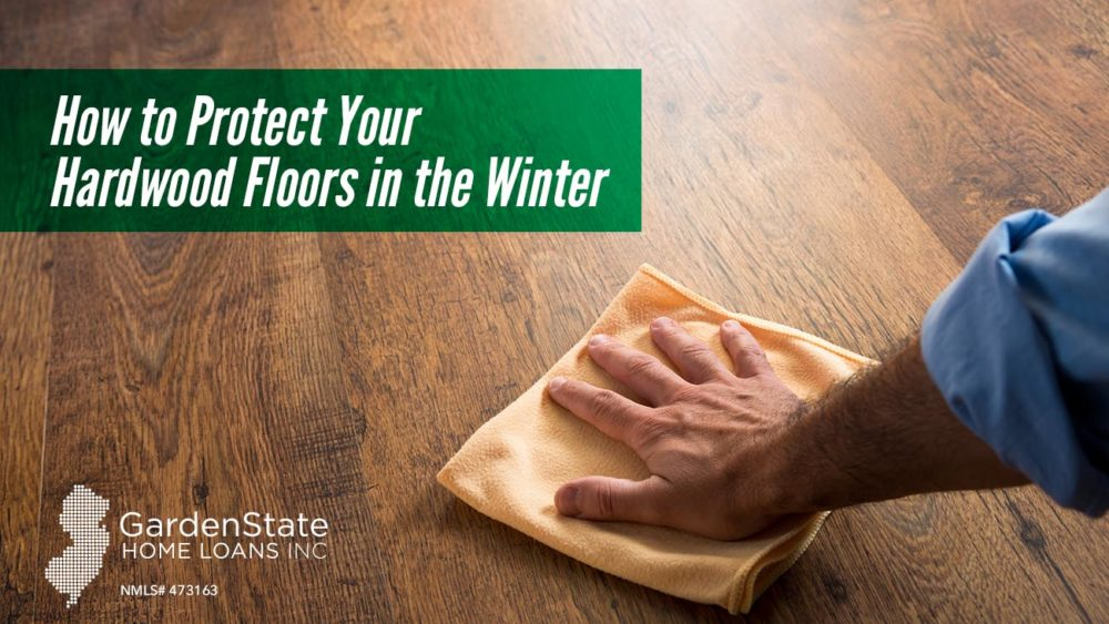 , How to Protect Your Hardwood Floors in the Winter