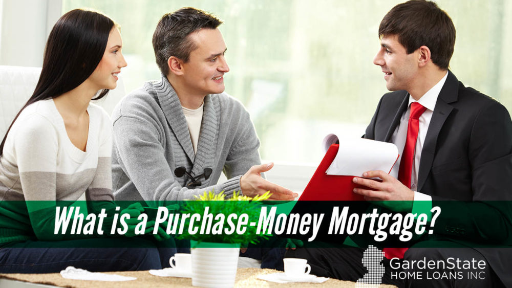 , What is a Purchase-Money Mortgage?