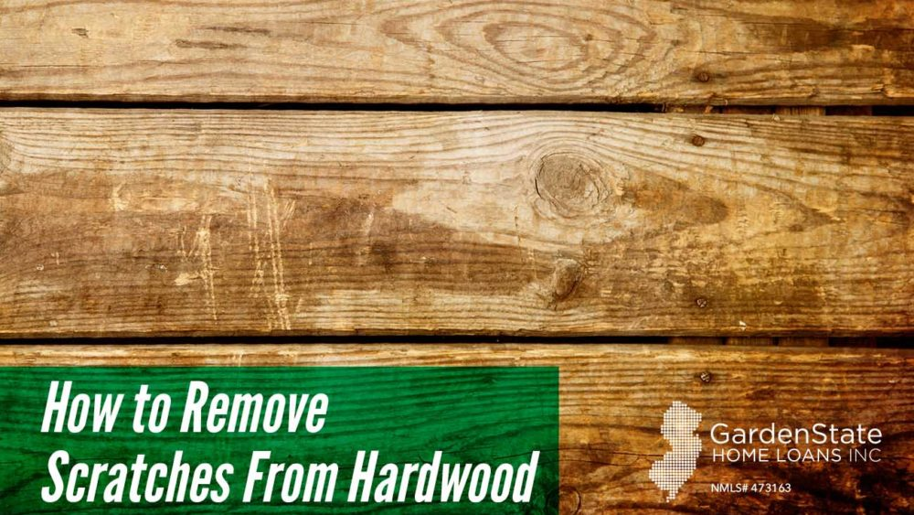 , How to Remove Scratches From Hardwood