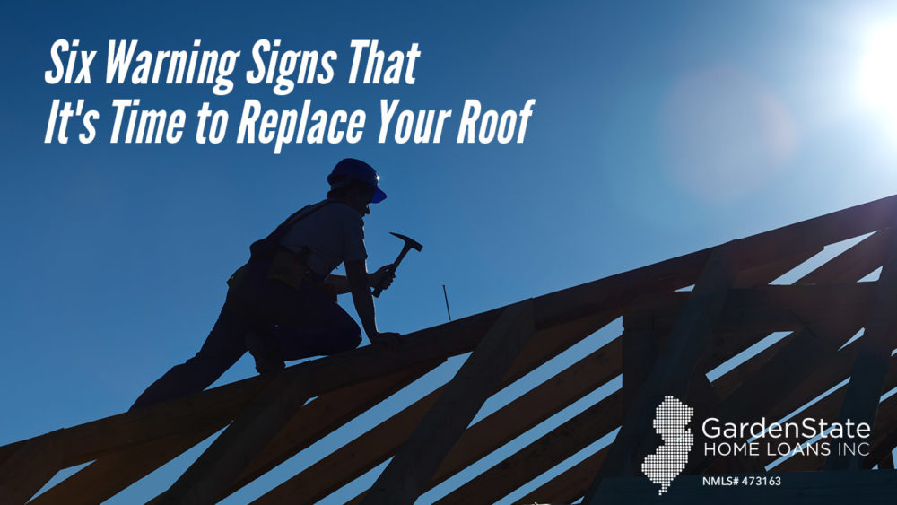 , Six Warning Signs That It's Time to Replace Your Roof