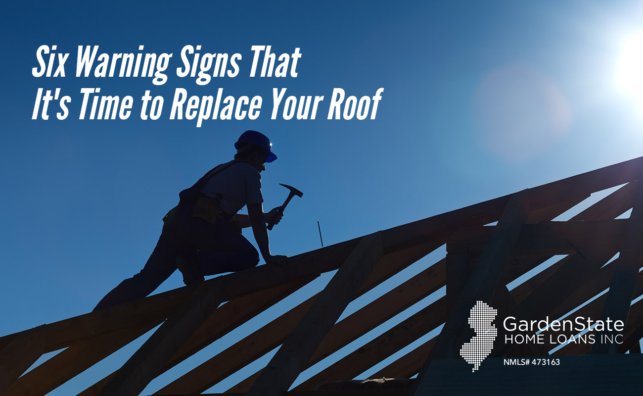 Replace Roof Archives Garden State Home Loans