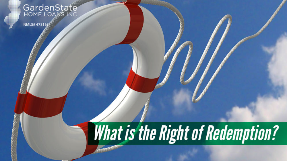 , What is the Right of Redemption?