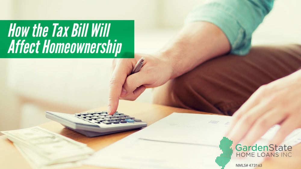 , How the Tax Bill Will Affect Homeownership