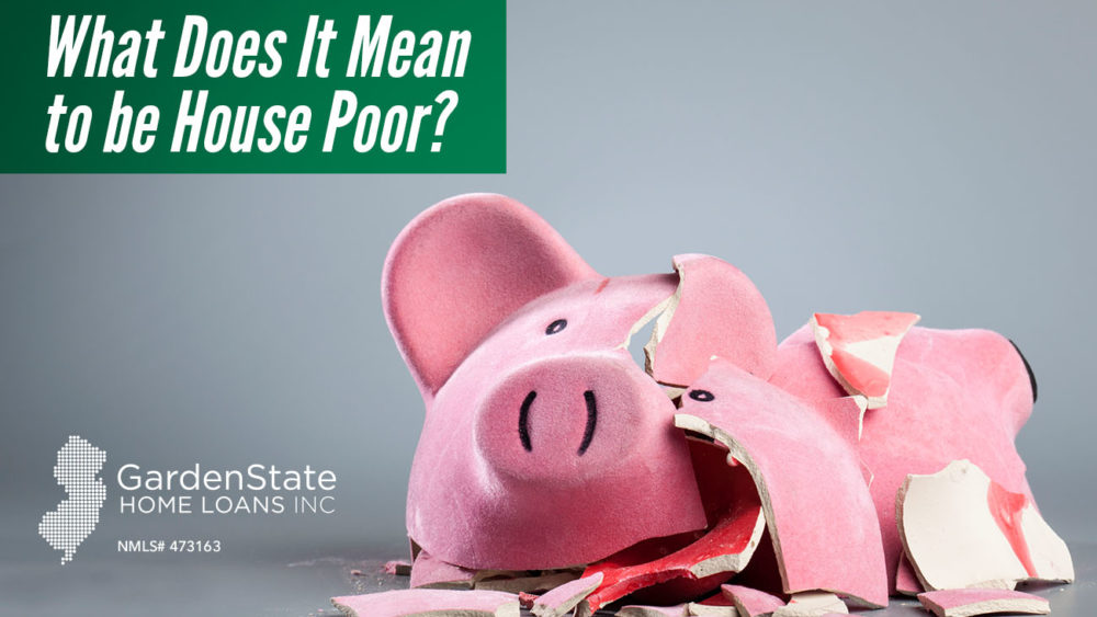 , What Does It Mean to be House Poor?