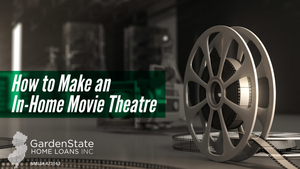 , How to Make an In-Home Movie Theatre