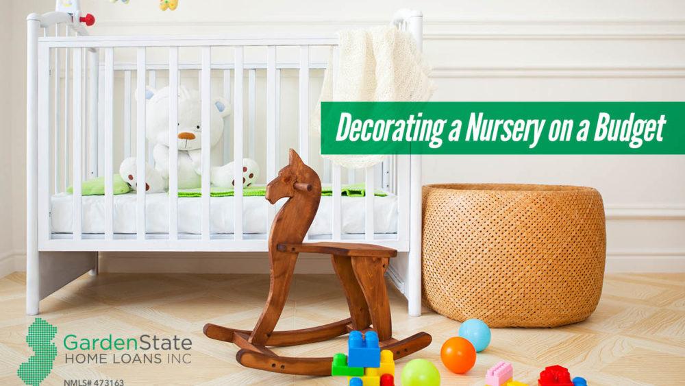 , Decorating a Nursery on a Budget