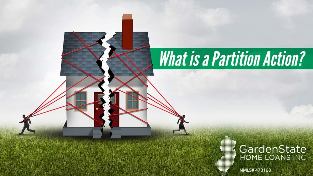 , What is a Partition Action?