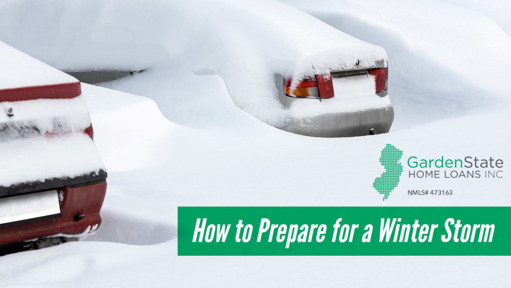 , How to Prepare for a Winter Storm