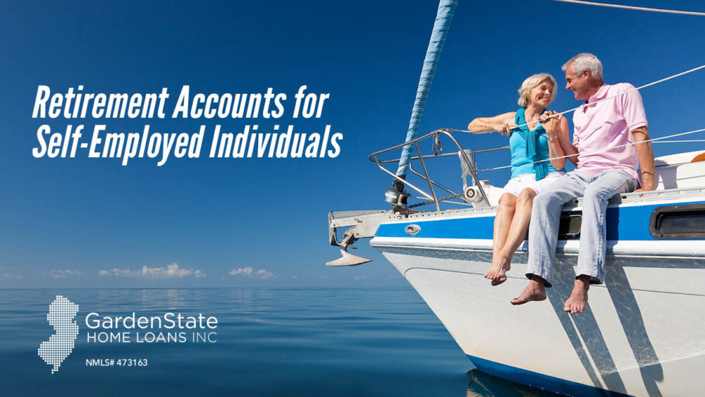 , Retirement Accounts for Self-Employed Individuals