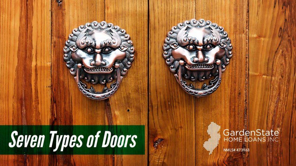 , Seven Types of Doors