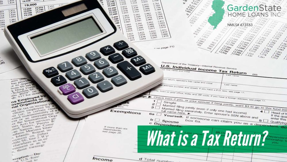 , What is a Tax Return?