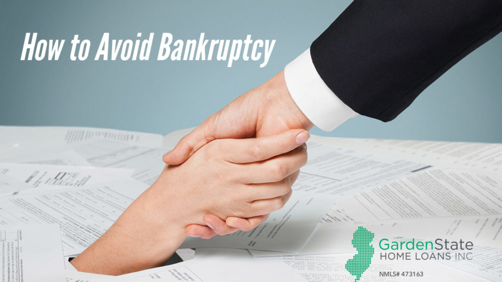 , How to Avoid Bankruptcy