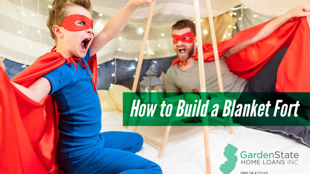 , How to Build a Blanket Fort