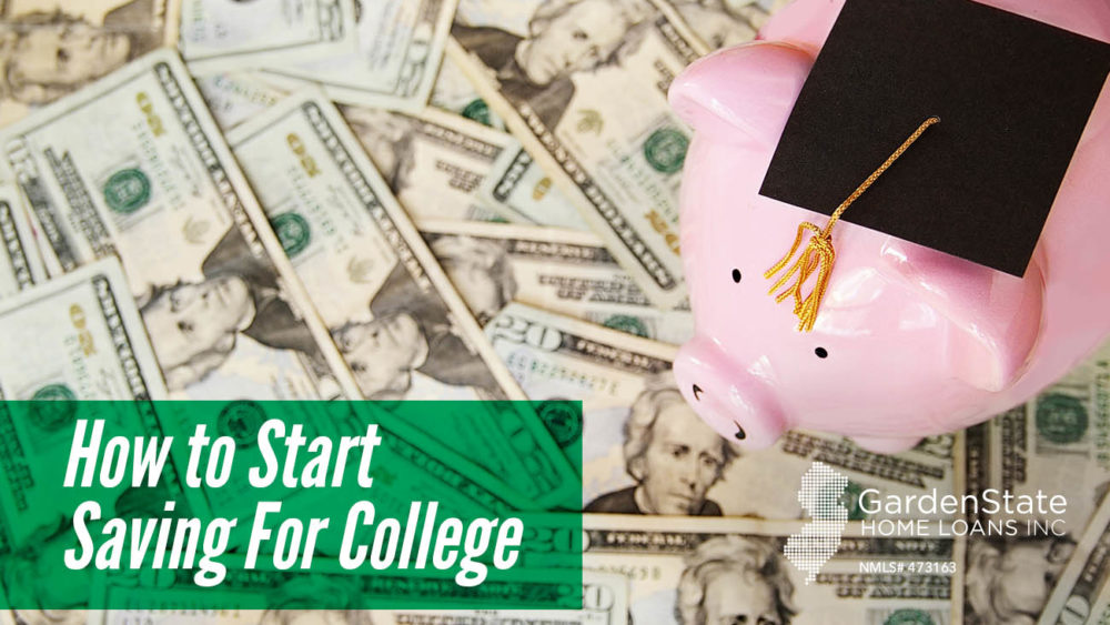 , How to Start Saving For College