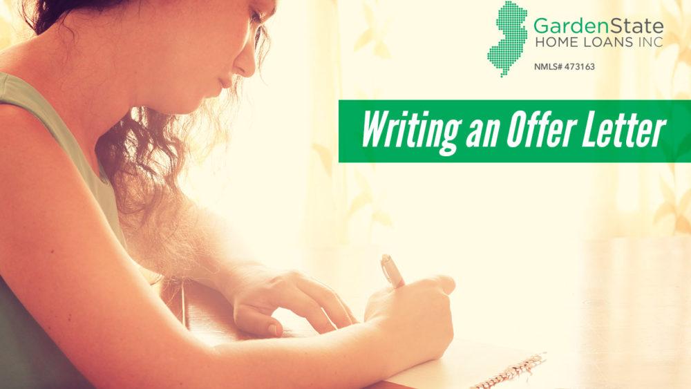 , Writing an Offer Letter