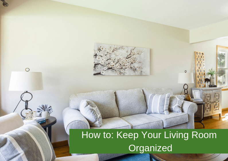 , How to: Organize Your Living Room