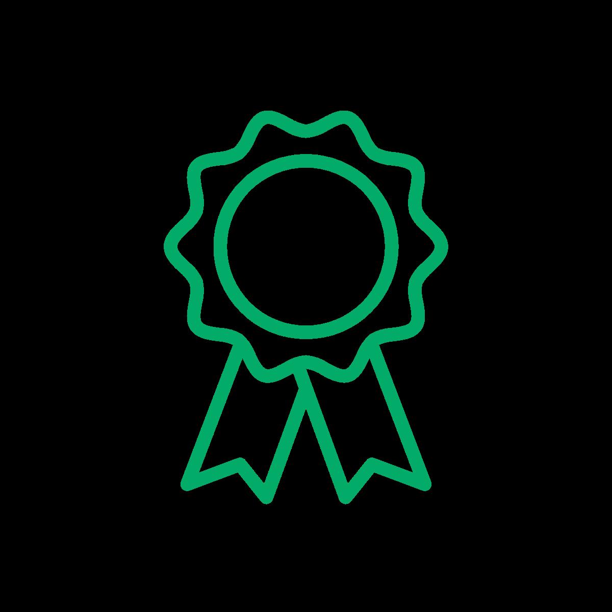 Icon - award